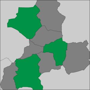 Lieferzone 2 - Borken, Gescher, Vreden