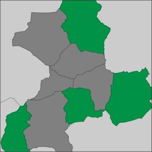 Lieferzone 3 - Ahaus, Coesfeld, Rhede, Velen