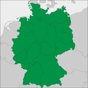 Lieferzone 4 - Deutschlandweit